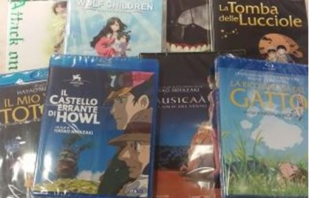 Immagine per la categoria DVD